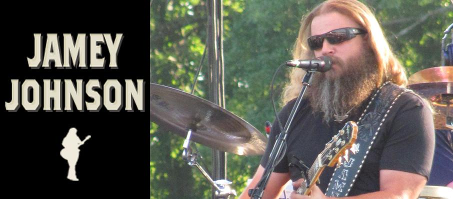 Jamey Johnson at Capital City Amphitheater at Cascades Park