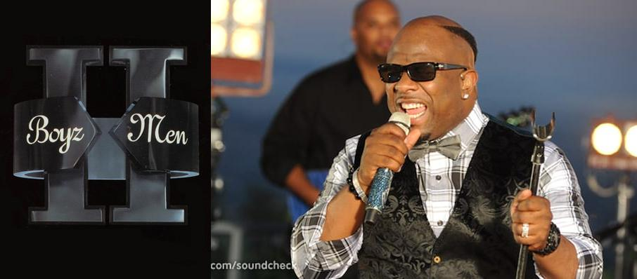 Boyz II Men at Capital City Amphitheater at Cascades Park