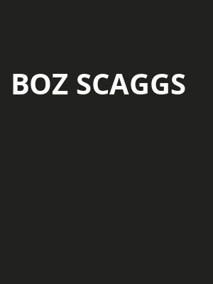 Boz Scaggs, Capital City Amphitheater at Cascades Park, Tallahassee