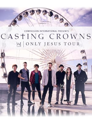 Casting Crowns, Tallahassee Pavilion, Tallahassee